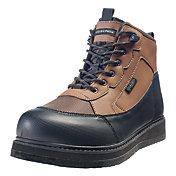Field & Stream Men's Angler Felt Sole Wading Boots
