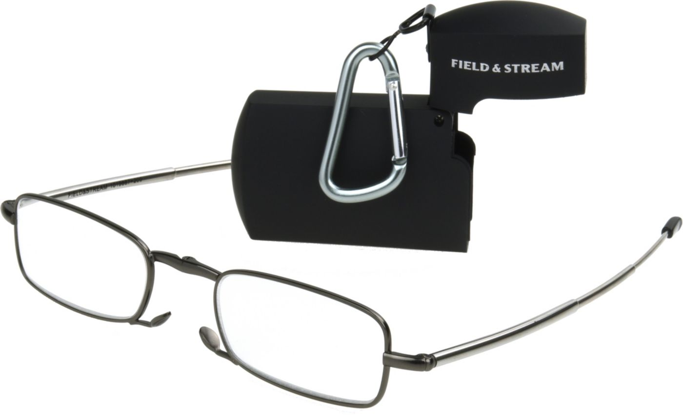 Field and Stream Men's 2.5 Reader Microvision Glasses