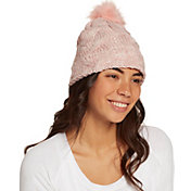 Field & Stream Women's Cabin Big Cable Fur Beanie