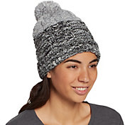 Field & Stream Women's Cabin Braid Pom Beanie