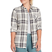 Field and Stream Women's Classic Lightweight Flannel
