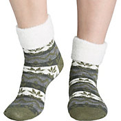 Field & Stream Women's Cozy Cabin Nordic Fold Socks