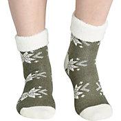 Field & Stream Cozy Cabin Snowflake Fold Socks