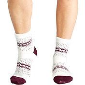 Field & Stream Women's Fairisle Ombre Cozy Cabin Crew Socks