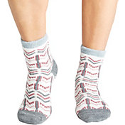 Field & Stream Women's All Over Tribal Cozy Cabin Crew Socks