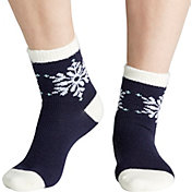 Field & Stream Women's Cozy Cabin Placed Snowflake Socks