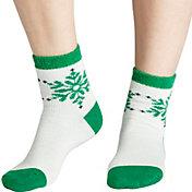 Field & Stream Women's Cozy Cabin Placed Snowflake Socks