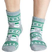 Field & Stream Women's Cozy Cabin Snowman Nordic Socks