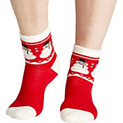 Field & Stream Women's Cozy Cabin Snowman Socks