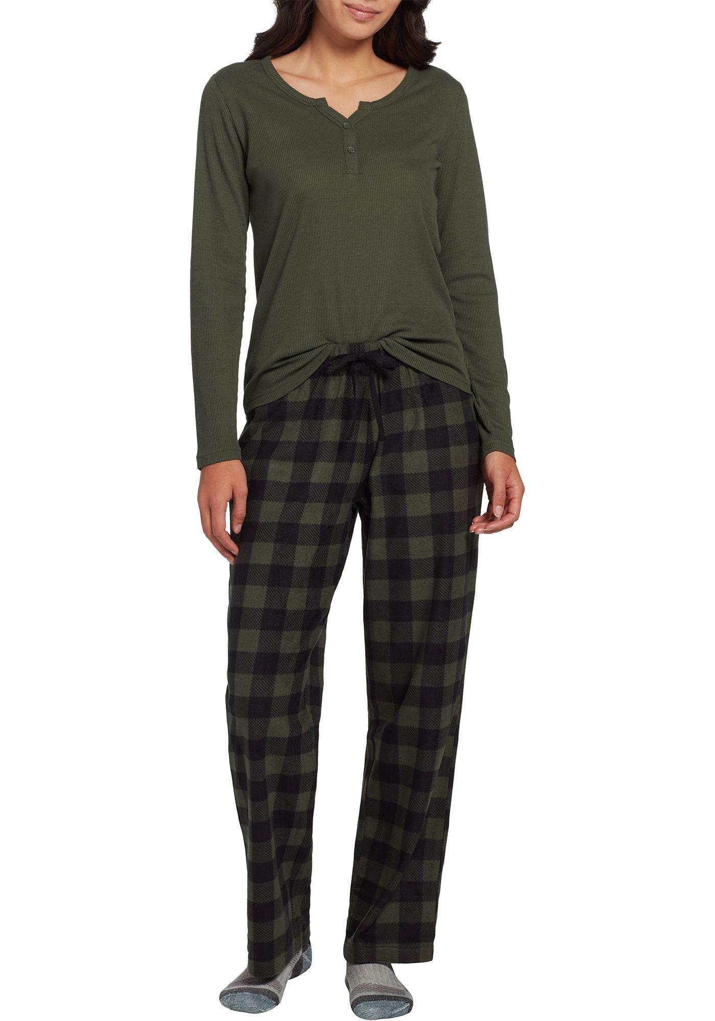 Field & Stream Women's Cozy 2-Piece Pajama Set