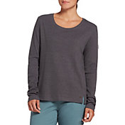 Field and Stream Women's Long Sleeve Waffle T-Shirt