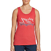 Field & Stream Women's Americana Graphic Tank Top