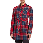 Field and Stream Women's Plaid Tunic
