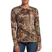 Field & Stream Women's Long Sleeve Performance Tech Hunting T-Shirt