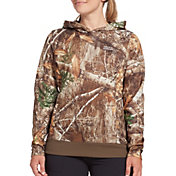 Field & Stream Women's Camo Performance Fleece Hoodie