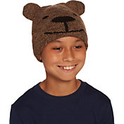 Field & Stream Youth Cabin Bear Ear Beanie