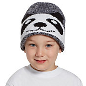 Field & Stream Youth Cabin Panda Beanie