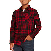 Field and Stream Boys' Classic Lightweight Flannel
