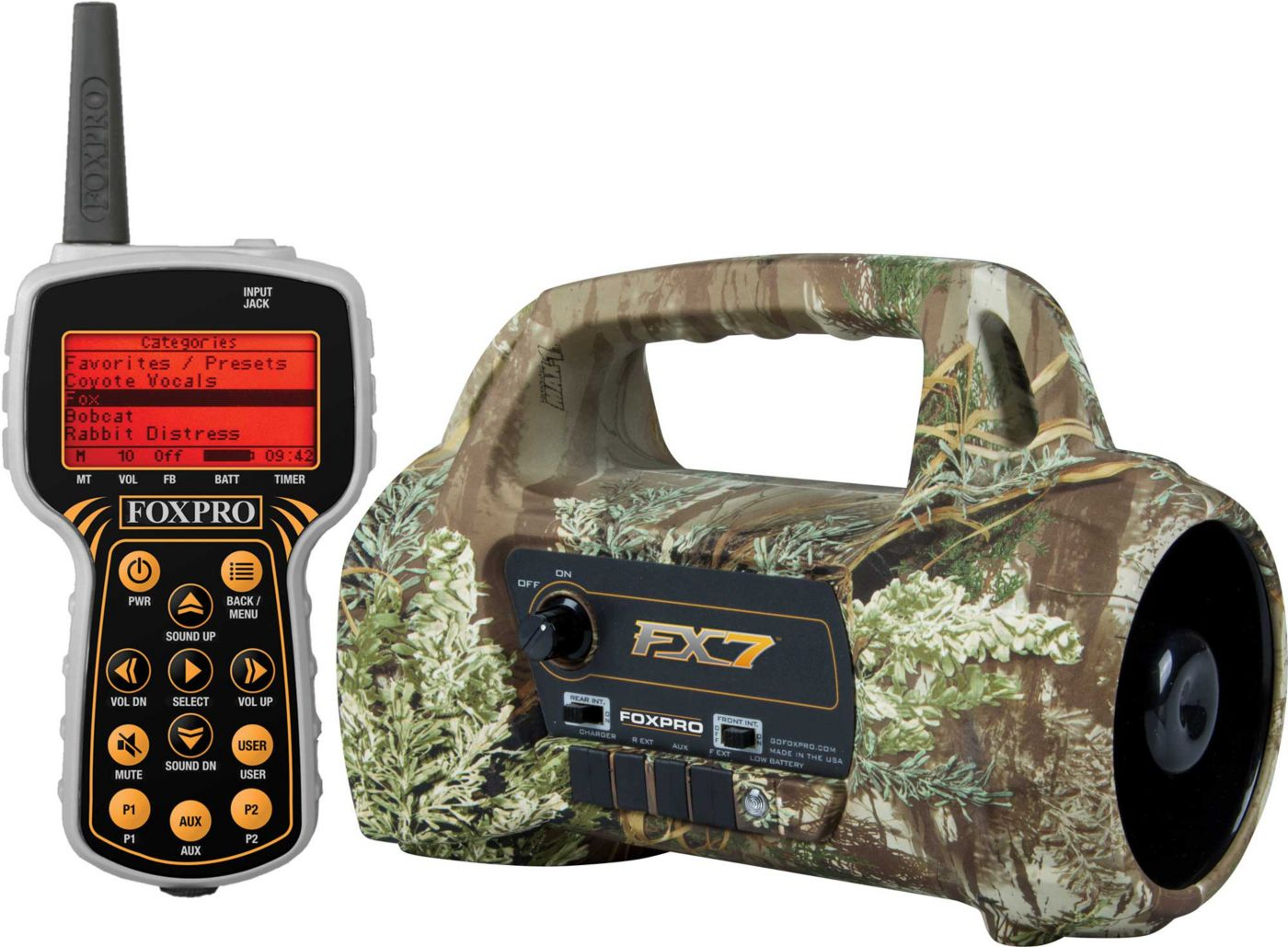 FOXPRO FX7 Digital Call