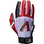 Franklin Arizona Diamondbacks Youth Batting Gloves