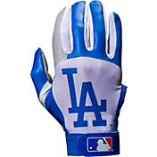 Franklin Los Angeles Dodgers Youth Batting Gloves