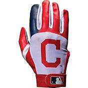 Franklin Cleveland Indians Youth Batting Gloves