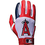 Franklin Los Angeles Angels Youth Batting Gloves