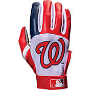 Franklin Washington Nationals Youth Batting Gloves