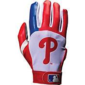 Franklin Philadelphia Phillies Youth Batting Gloves
