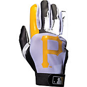 Franklin Pittsburgh Pirates Youth Batting Gloves