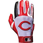 Franklin Cincinnati Reds Adult Batting Gloves