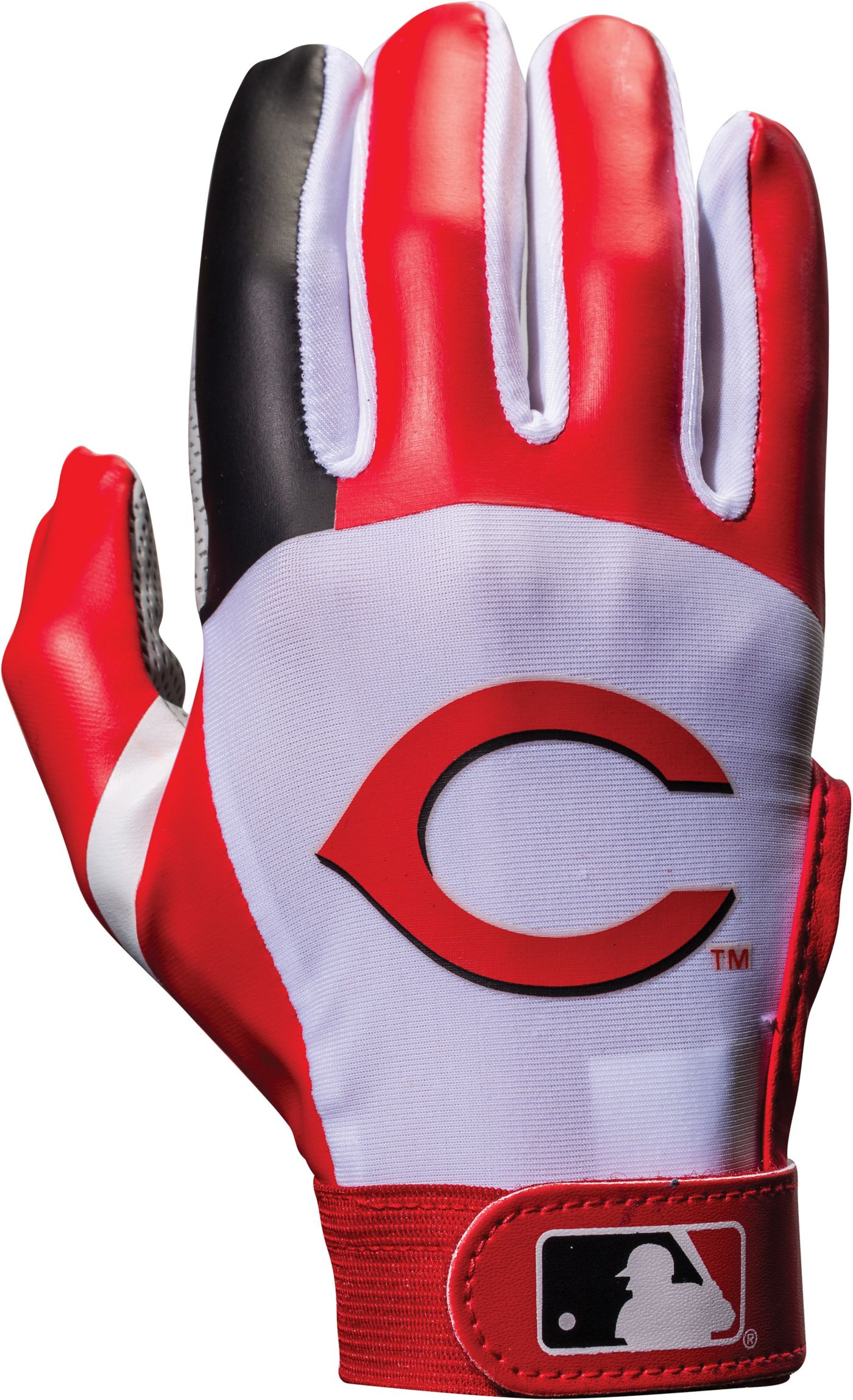 Franklin Cincinnati Reds Youth Batting Gloves