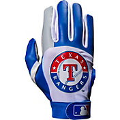 Franklin Texas Rangers Youth Batting Gloves