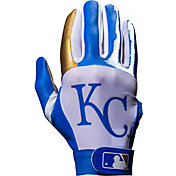 Franklin Kansas City Royals Adult Batting Gloves