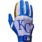 Franklin Kansas City Royals Youth Batting Gloves