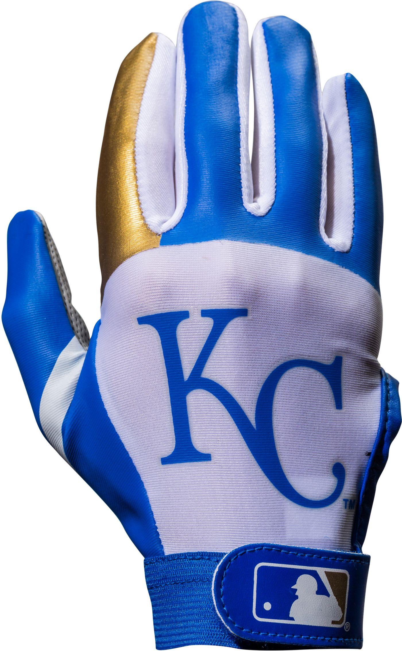 Franklin Kansas City Royals Youth Batting Gloves