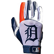 Franklin Detroit Tigers Adult Batting Gloves