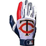 Franklin Minnesota Twins Adult Batting Gloves