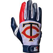 Franklin Minnesota Twins Youth Batting Gloves