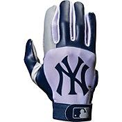 Franklin New York Yankees Youth Batting Gloves