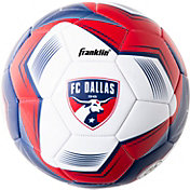 Franklin FC Dallas Size 1 Soccer Ball