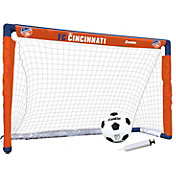 Franklin FC Cincinnati Indoor Mini Soccer Goal Set