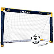 Franklin Los Angeles Galaxy Indoor Mini Soccer Goal Set