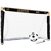Franklin Los Angeles FC Indoor Mini Soccer Goal Set