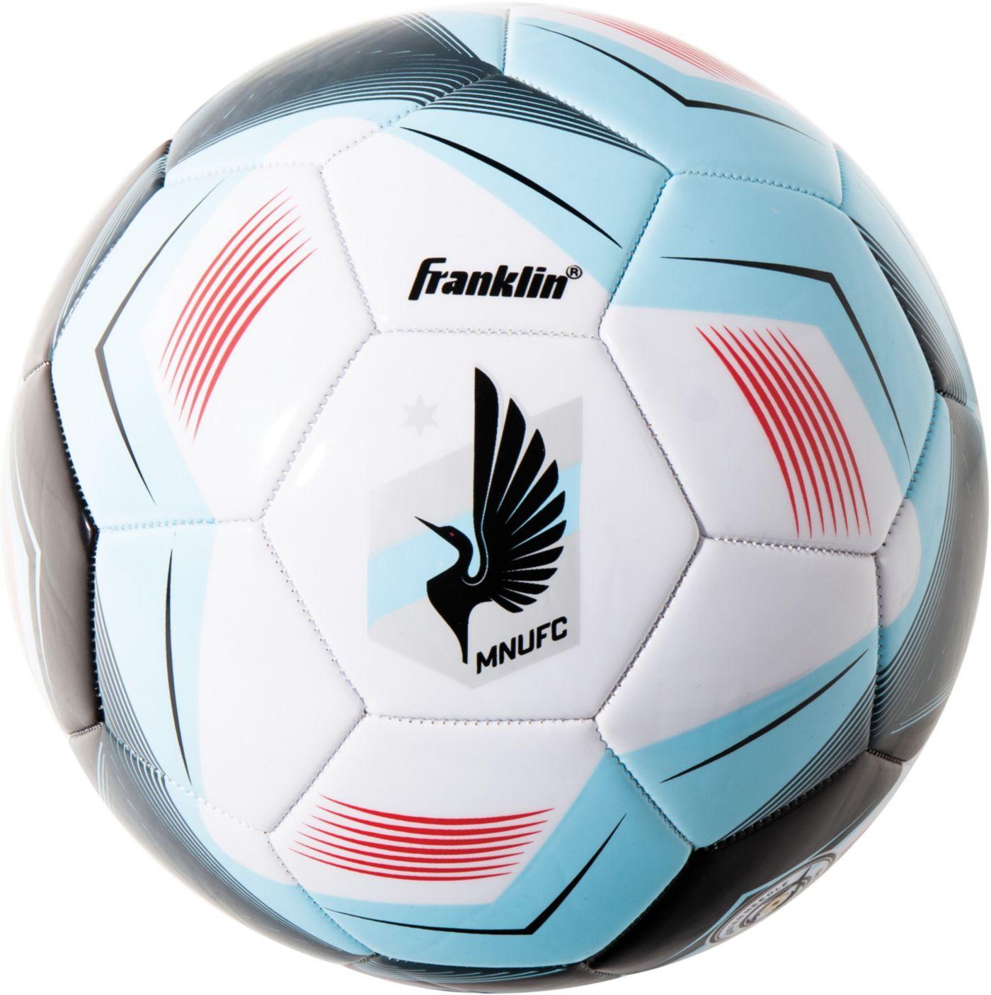 Franklin Minnesota United FC Size 5 Soccer Ball