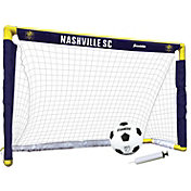 Franklin Nashville SC Indoor Mini Soccer Goal Set
