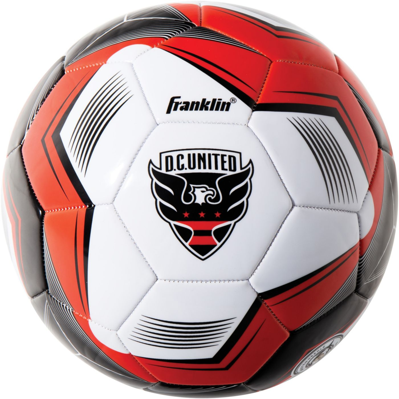 Franklin D.C. United Size 5 Soccer Ball