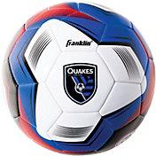 Franklin San Jose Earthquakes Size 5 Soccer Ball