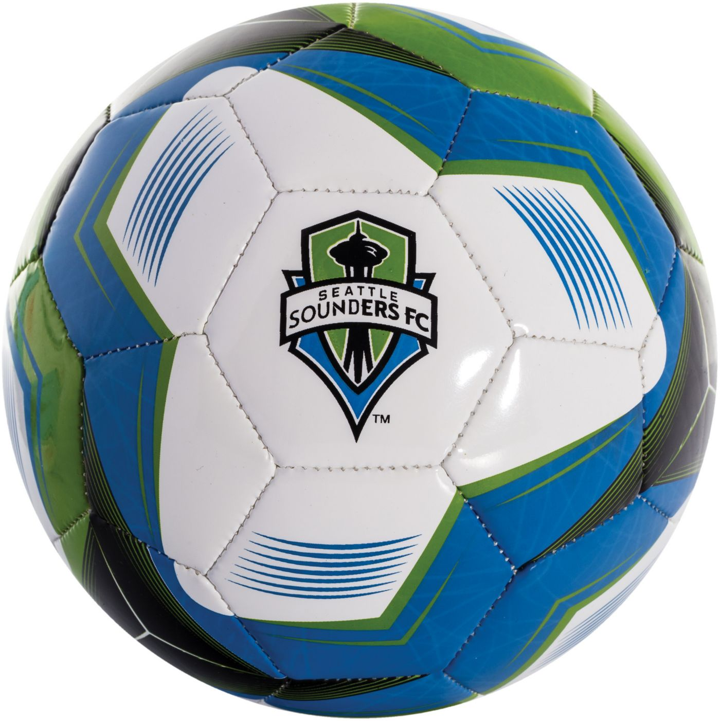 Franklin Seattle Sounders Size 5 Soccer Ball