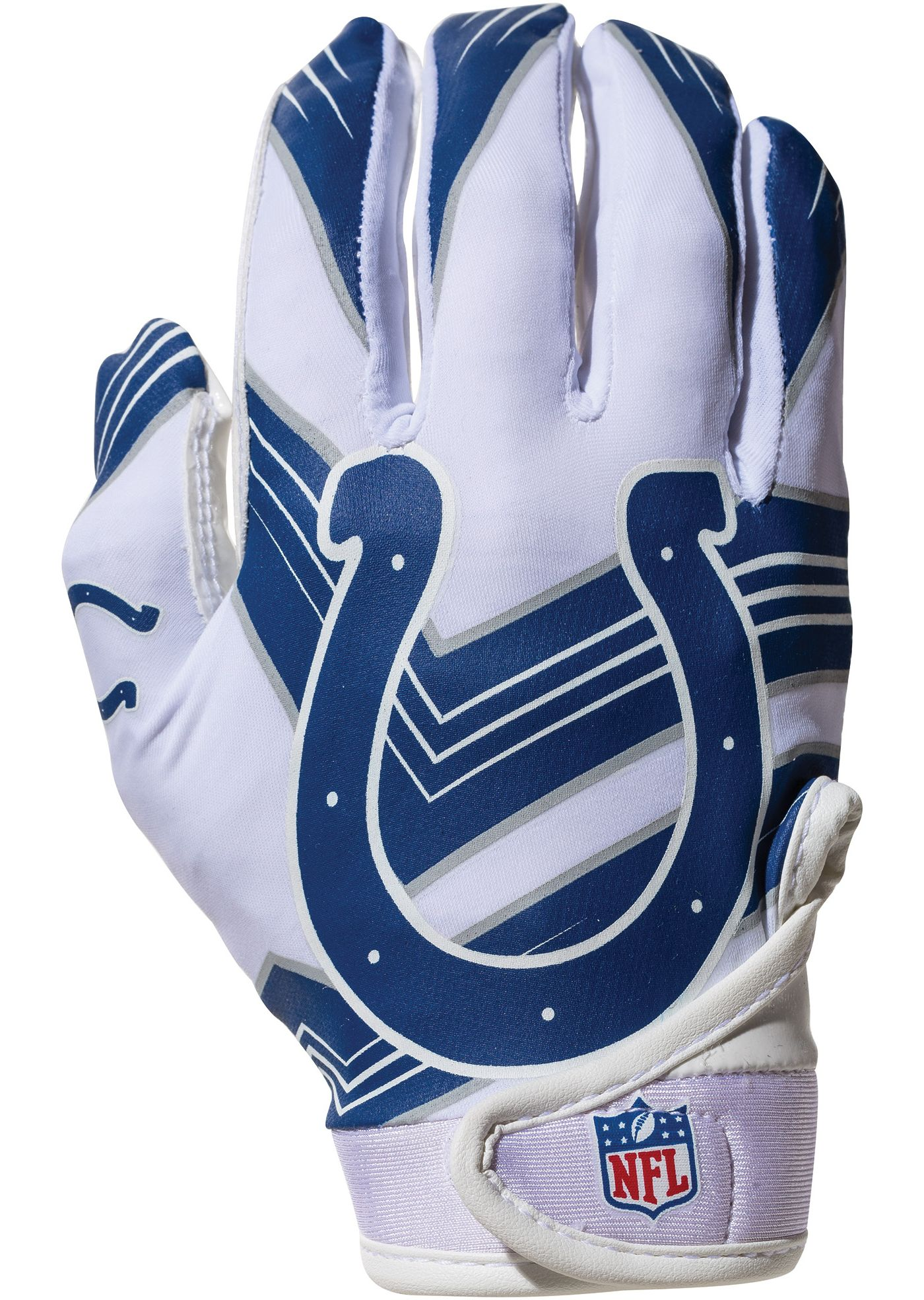Franklin Indianapolis Colts Youth Receiver Gloves